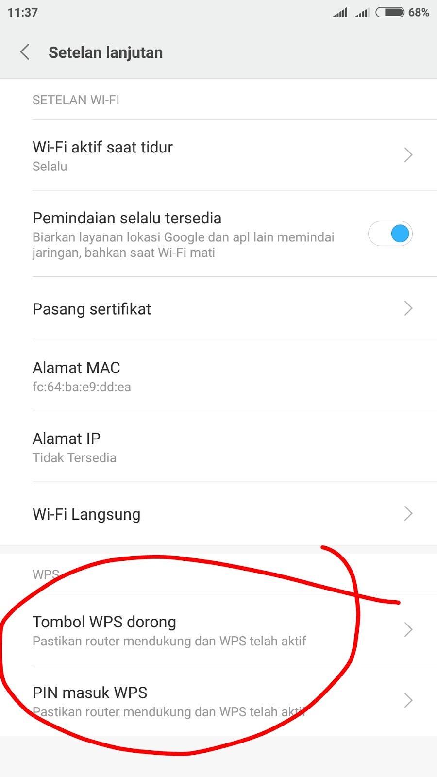 Ini Rahasia Android Bisa Tembus Wpa Wps Password Wifi Tanpa Root