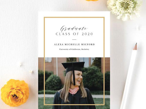 graduation invitations ideas for the perfect party invite