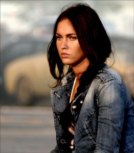 No Megan Fox in Transformers 3? - Make A Celebrity