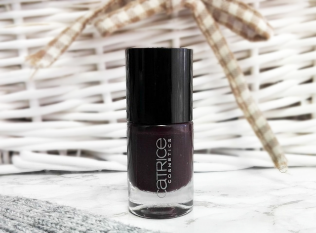 Catrice Ultimate Nail Lacquer 38 Vino Tinto