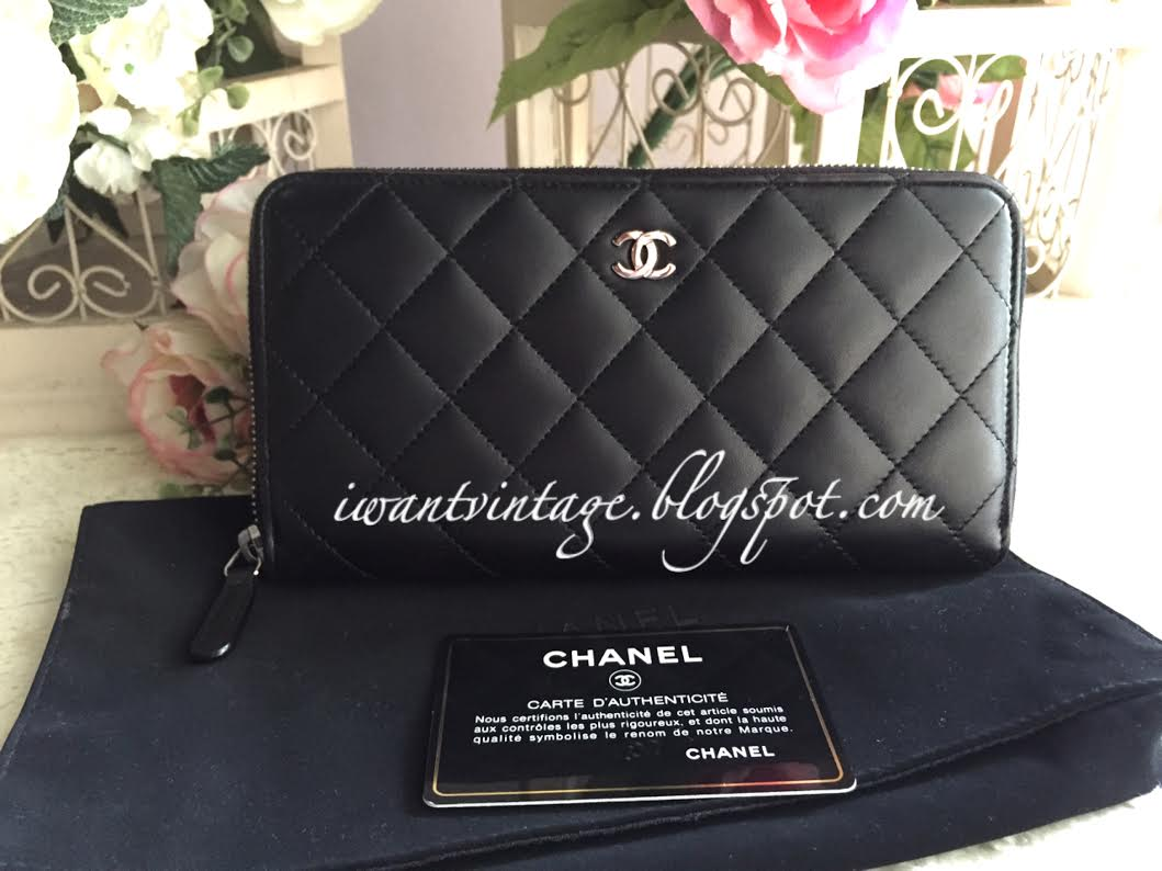 96683333382f I Want Vintage | Vintage Designer Handbags: CHANEL Classic Quilted ...
