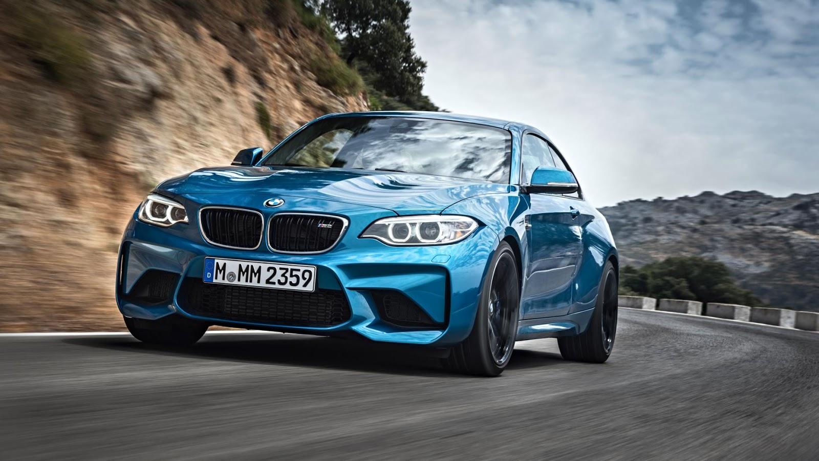 2016- BMW M2