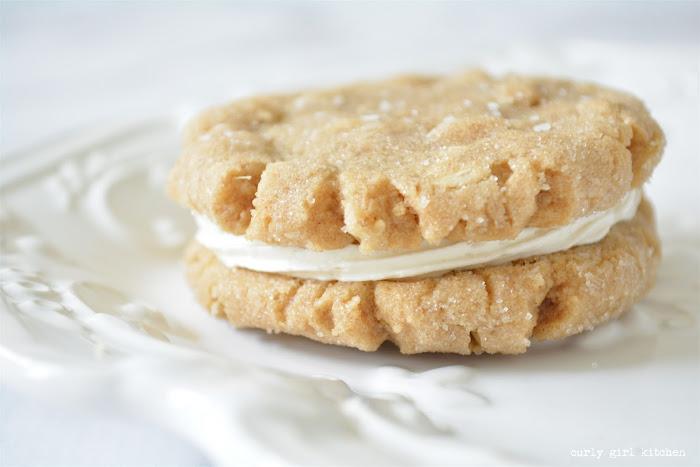 Peanut Butter Oatmeal Cream Pies, Peanut Butter Cookies, Cookie Sandwiches, Oatmeal Cream Pies, Holiday Cookies