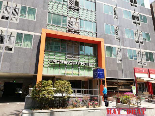 Hotel Murah di seoul