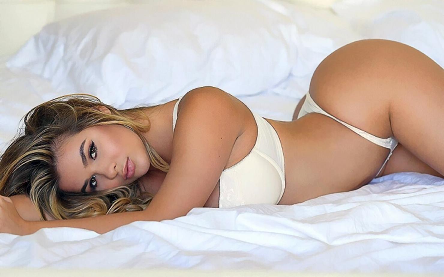 Секс с девушки с шикарными формами, Порно красотки - очень красивые девушки 8 фотография