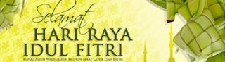 Selamat Idul Fitri 2016