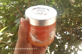 The Herb Boutique - Zesty Sweet Orange review ( vegan skincare product )