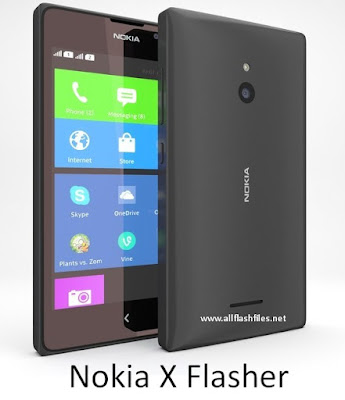 Nokia-X-Flasher