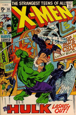 X-Men #66, the Hulk