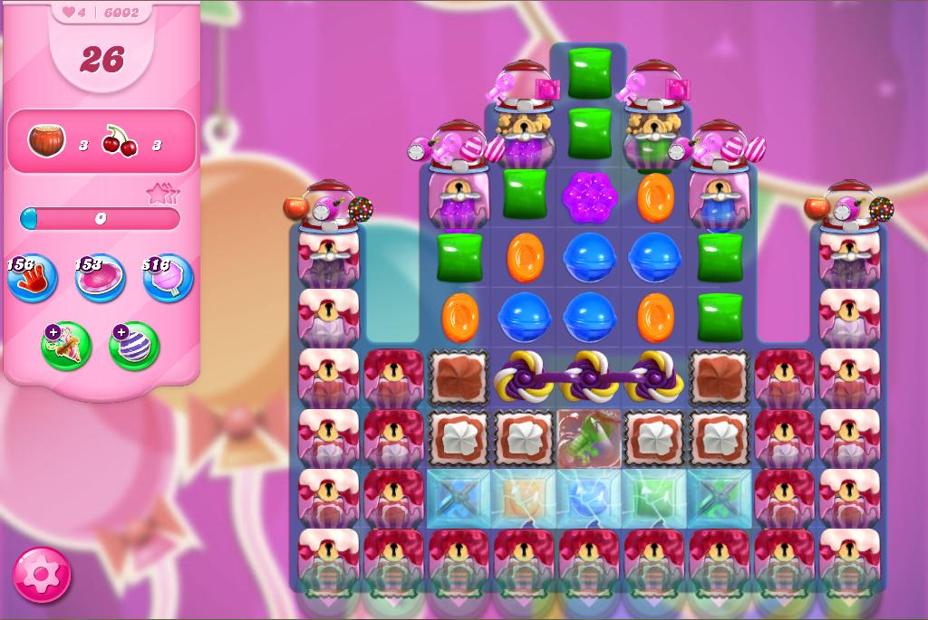 Candy Crush Saga level 6002