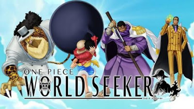 Download ONE PIECE: World Seeker [v1.4.0 + 17 DLCs]-FITGIRL REPACK
