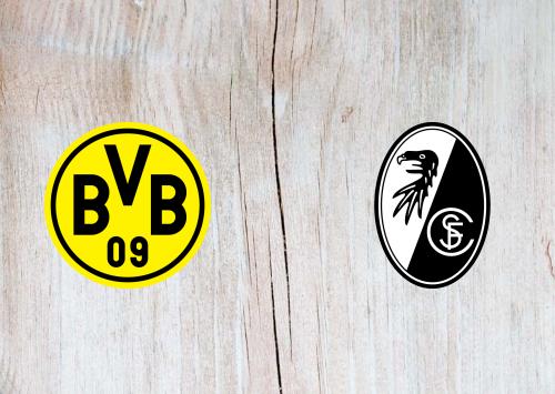 Borussia Dortmund vs Freiburg -Highlights 29 February 2020