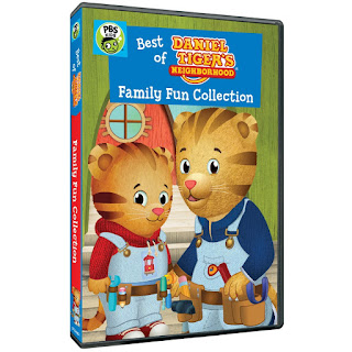 Family Fun Collection DVD, PBS Kids