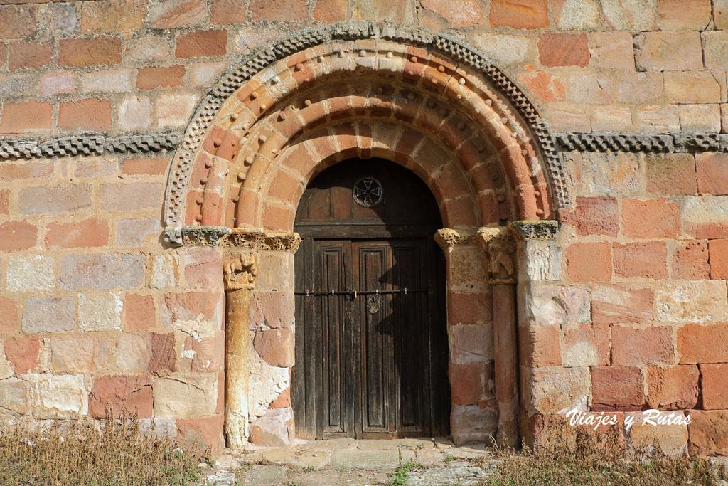 Iglesia de San Vicente de Becerril del Carpio