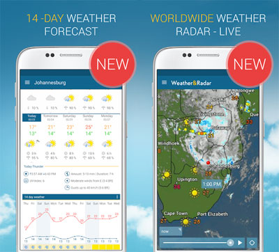 Weather & Radar