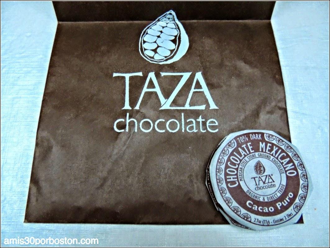 Taza Chocolate: De Tour por su Fábrica.