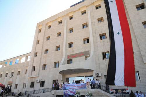 لأول مرة في سورية استئصال غدة بوزن ٢٢٠٠ غرام