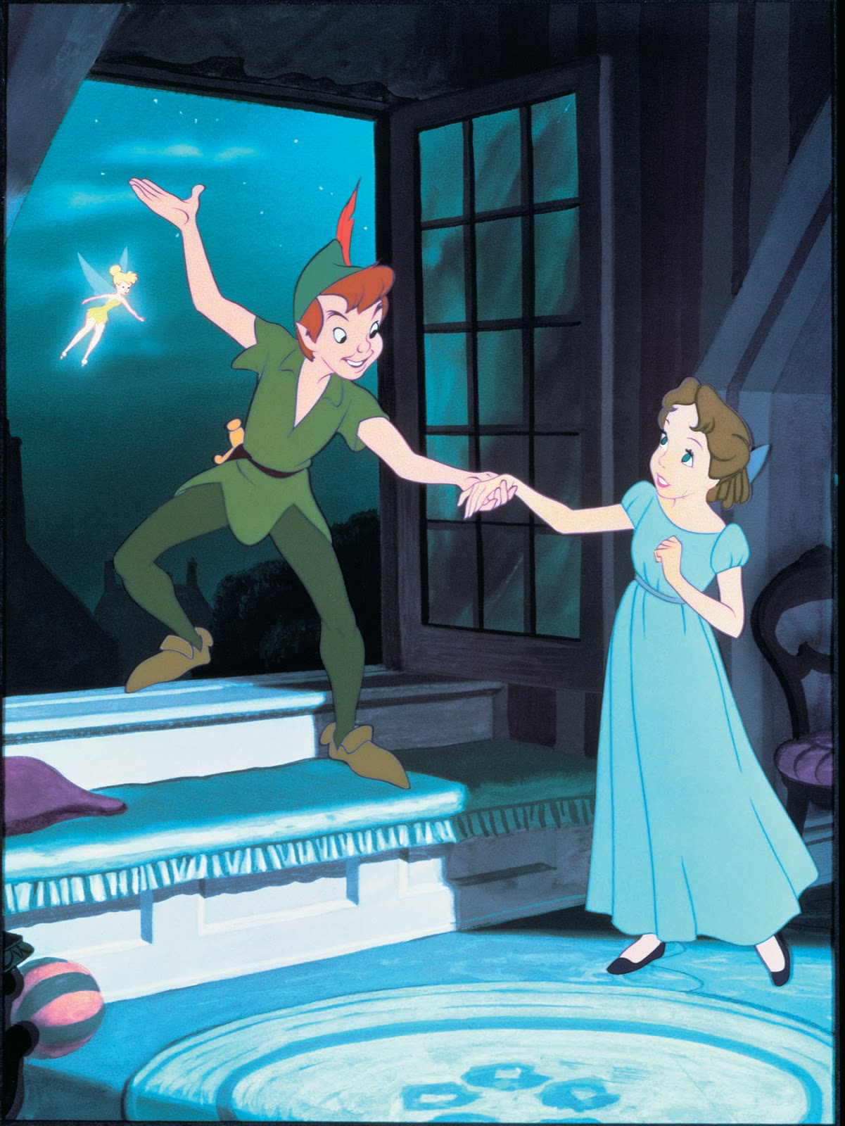 Tales From The Mouse House Peter Panyou Can Fly