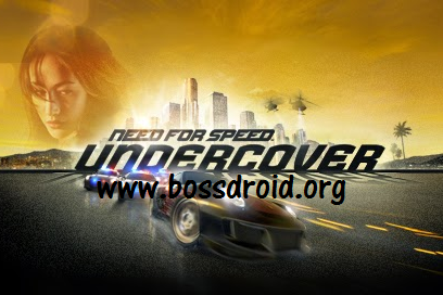 Need For Speed UnderCover PPSSPP PSP ISO for Emulator Android