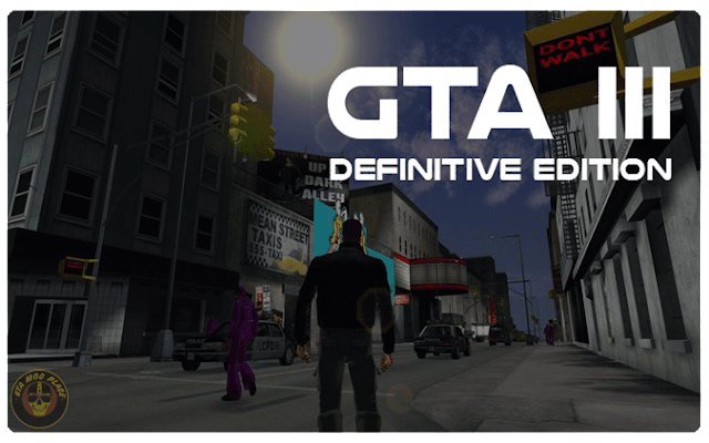 GTA 3 Remastered 2020 download PC