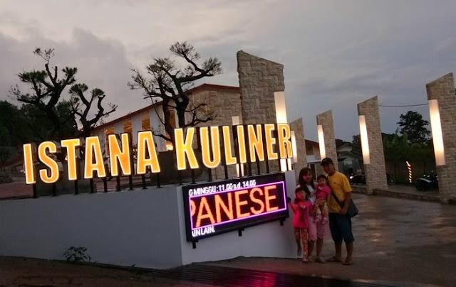 Istana Kuliner Bandungan Resto Cafe yang Lagi Ngehits
