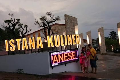 Istana Kuliner Bandungan, Resto & Cafe yang Lagi Ngehits