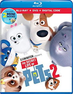 The Secret Life of Pets 2 (2019) 480p BluRay x264 ESubs ORG [Dual Audio] [Hindi (Original) or English] [250MB]