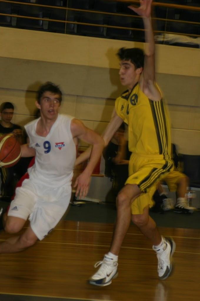Ρετρό: Φωτορεπορτάζ από τον αγώνα παίδων Μαντουλίδης-ΧΑΝΘ την περίοδο 2005-2006