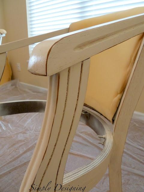 Glaze furniture 04a How to Refinish Furniture: Glazing 32