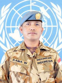 UD Trucks Semi Trailer Lowbed United Nations, Saksi Bisu Gugurnya Serma Rama Wahyudi Di Kongo