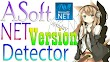 ASoft NET Version Detector 19 R1 Terbaru