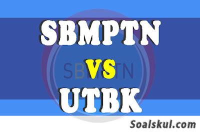apa itu sbmptn dan utbk?