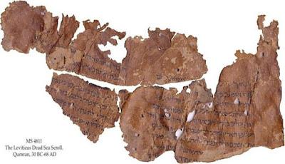 Terungkap, 25 Gulungan Kitab Rahasia Laut Mati