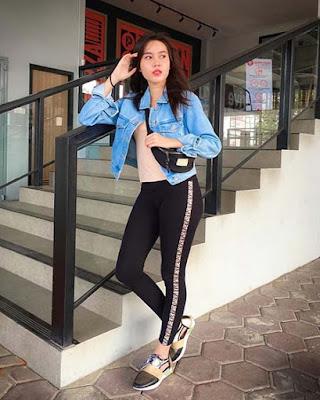 Bella Nurmala OOTD 2