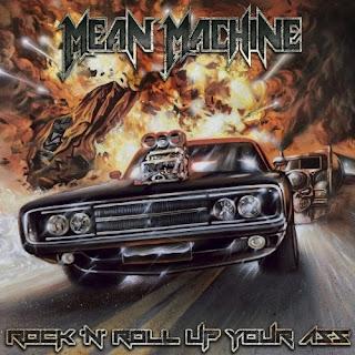 """Το τραγούδι των Mean Machine """"Rock'n'Roll Up Your Ass"""" από το ομότιτλο album"""