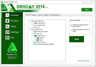Smadav Pro 2018 11.9.1 Full Version