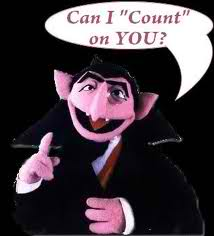 Count von Count vs Real Vampire | Vampire Colored Contacts