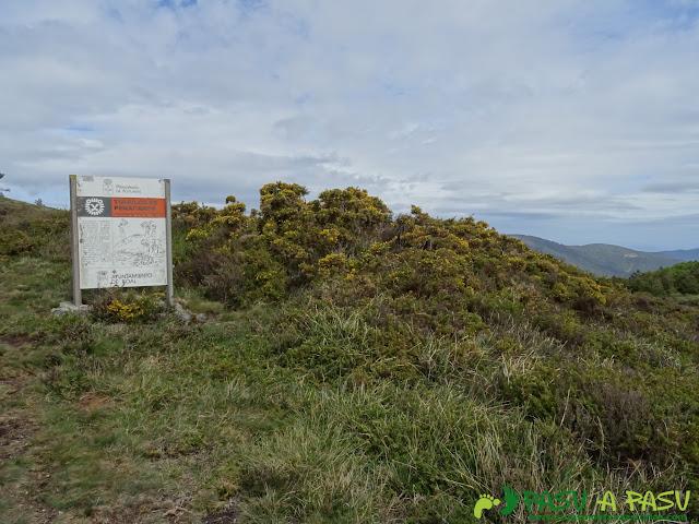 Ruta de los Castros: Túmulos de Penácaros