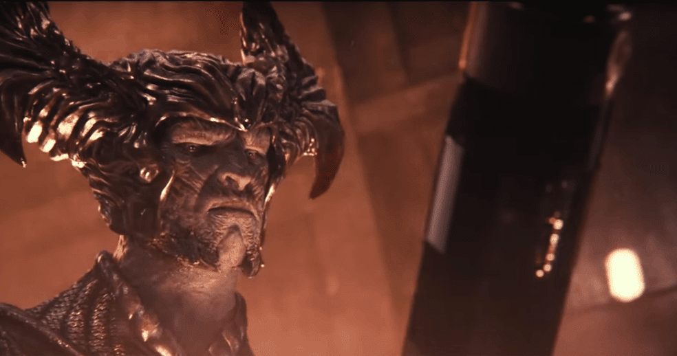 Justice League : New Footage Shows Steppenwolf In Action.