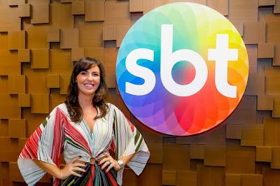 Glenda Kozlowski - Crédito: Gabriel Cardoso /SBT