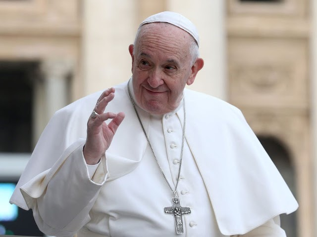 CATHOLIC CHURCH; Pope Francis' support for civil union among same sex couples is a call to justice and nothing new--STEVEN MILLIES