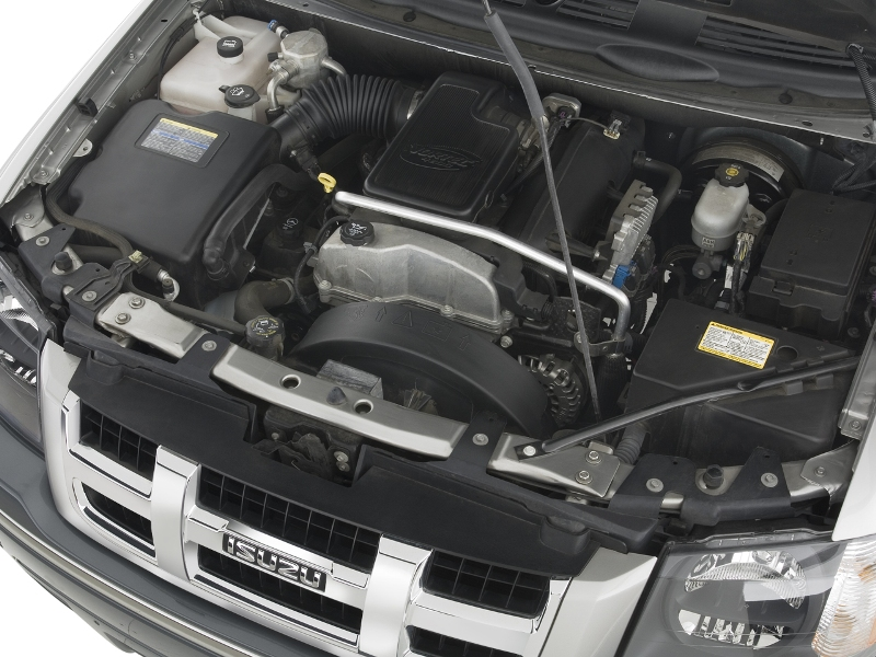 The Isuzu I Series Debuted For The 2006 Model Year. The U002706 I Series Came  In Three Trims: An I 350 LS Crew Cab, An I 280 S Extended Cab And An I 280  LS ...
