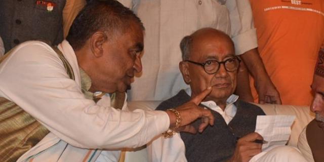 मप्र में कांग्रेस की हार के लिए कमलनाथ जिम्मेदार: गोविंद गोयल | MP CONGRESS NEWS
