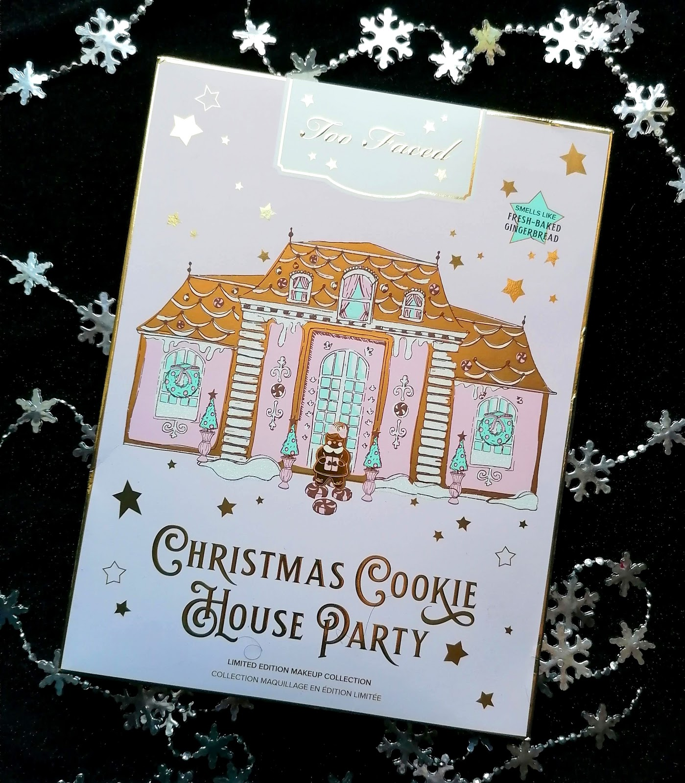 Christmas Cookie House Party  de TOO FACED (Noël 2019)