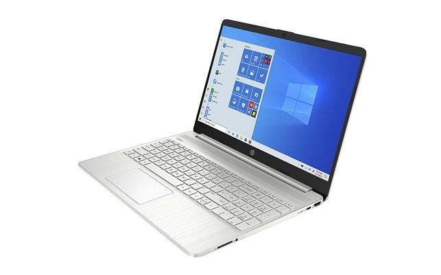 HP 15s-fq2039ns: portátil Core i7 con Windows 10, disco SSD y teclado QWERTY en español
