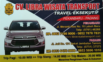 Libra Travel Padang