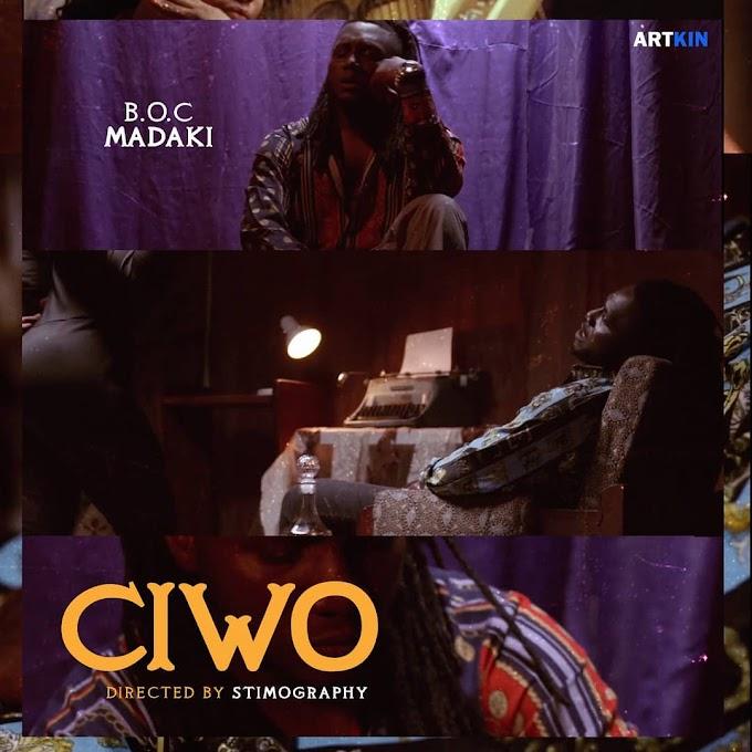 AUDIO & VIDEO : B.O.C Madaki - Ciwo ( Official Music Video )