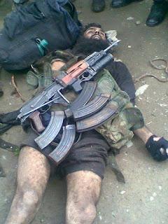 Terrorist, Dena Nagar, Gurdaspur