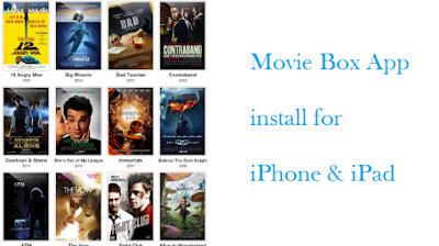 MovieBox For Ipad And Iphone