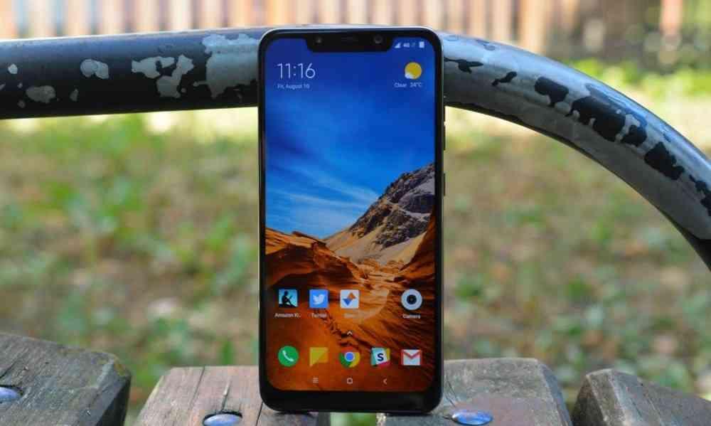 The Xiaomi POCO F1